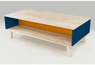 Catgorie meubles page 264 du guide et comparateur d 39 achat for Table basse scandinave bleu