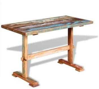 cat gorie tables de salle manger marque vidaxl page 1 du guide et comparateur d 39 achat. Black Bedroom Furniture Sets. Home Design Ideas