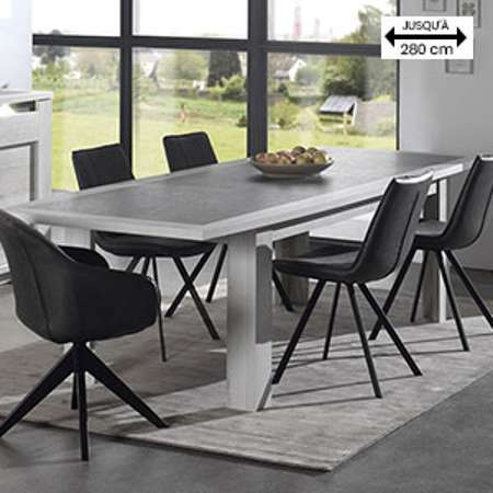 Sejour Table Sejour Table Linoy Extensible wm0N8n