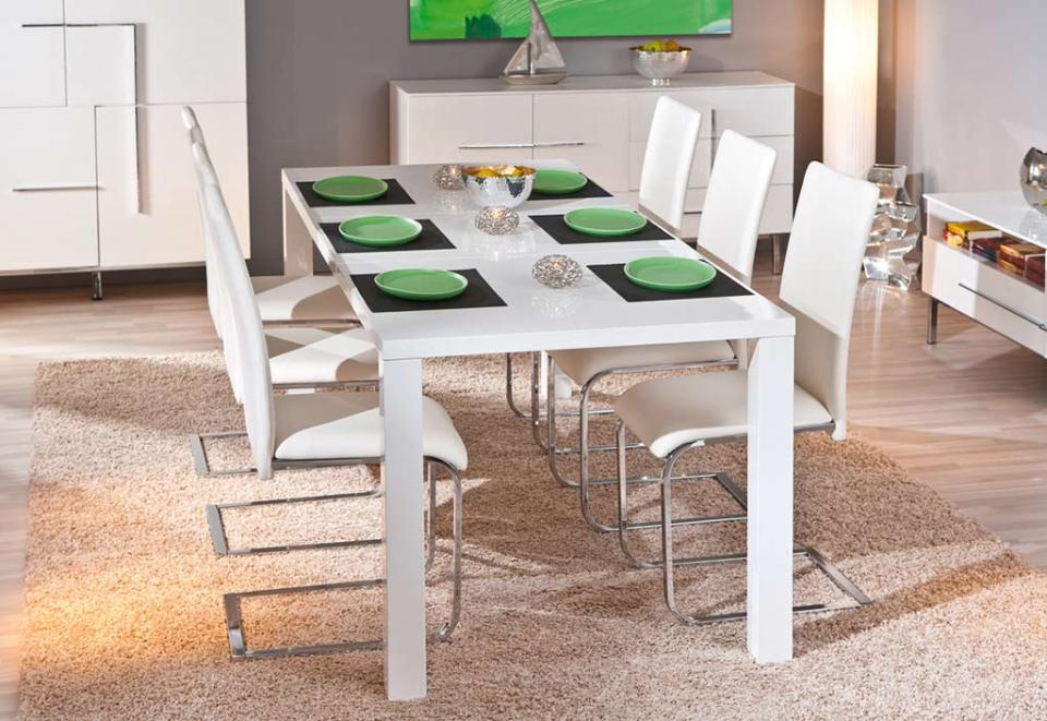 Lit ottawa 160 x 200 cm en chne massif huil for Table de salle a manger 220 cm
