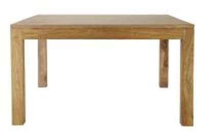 Table à manger carrée en sheesham ea10c4e59097