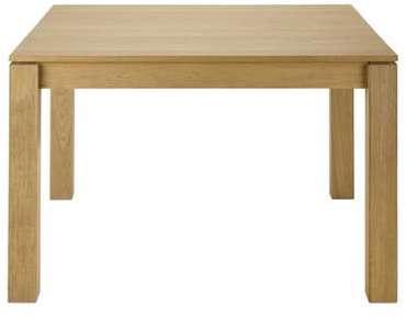 Table à manger carrée extensible a356c350f6f9