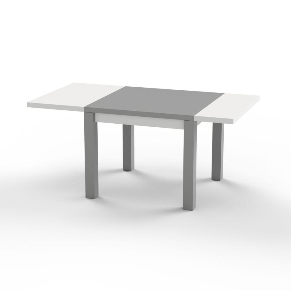 Table Extensible Extensible Manger Gris Gris Table Salle Table Salle Manger kwiuTOPXZ