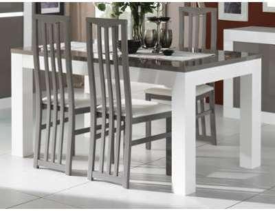 cat gorie tables de salle manger marque mobistoxx page 1 du guide et comparateur d 39 achat. Black Bedroom Furniture Sets. Home Design Ideas