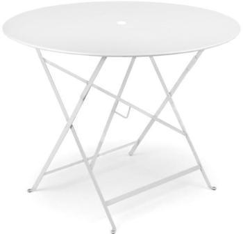 bistro table pliante 60cm gris