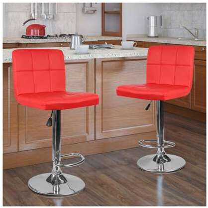 Lot TALOS 2 de design tabourets bar de taupe Miliboo chaises doxeCB