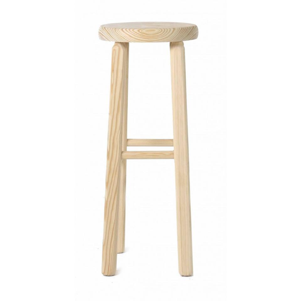 tabouret de bar alinea flytabouret de bar blanc with. Black Bedroom Furniture Sets. Home Design Ideas