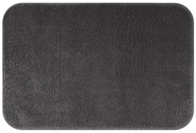 blanc tapis de bain micro coton des vosges 50 x 90 cm. Black Bedroom Furniture Sets. Home Design Ideas