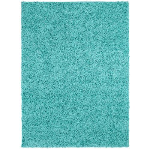 Catgorie tapi page 44 du guide et comparateur d 39 achat - Tapis shaggy turquoise ...