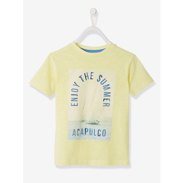 Catgorie tee shirts manches courtes enfants page 4 du - Livraison gratuite vertbaudet ...