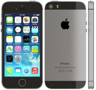 apple iphone 5s gris sid ral 16go reconditionn neuf. Black Bedroom Furniture Sets. Home Design Ideas
