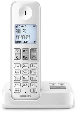 telephone sans fil philips d 2351 w fr. Black Bedroom Furniture Sets. Home Design Ideas