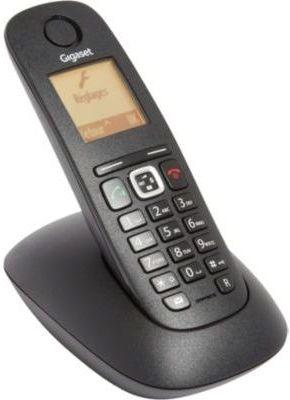 telephone sans fil gigaset gigaset a540 noir. Black Bedroom Furniture Sets. Home Design Ideas