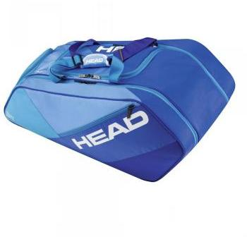 Head csac raquette de tennis elite combi x3 rouge 6154 for Housse de raquette