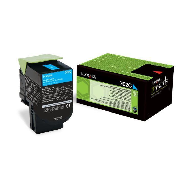 lexmark cs 510dte 4 x kits de recharge toner compatibles noir cyan jaune magenta. Black Bedroom Furniture Sets. Home Design Ideas