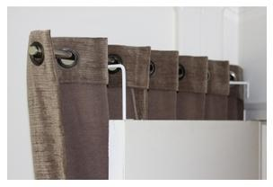 catgorie tringles rideaux du guide et comparateur d 39 achat. Black Bedroom Furniture Sets. Home Design Ideas