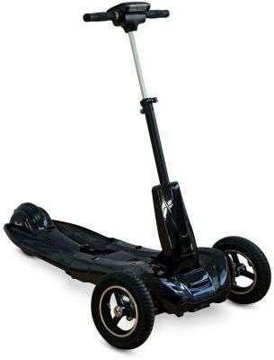homcom trottinette patinette lectrique avec selle r gl. Black Bedroom Furniture Sets. Home Design Ideas