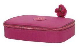 Trousse Kipling 100 Pens Cherry Pink Mix rose