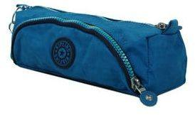 Trousse scolaire Kipling Cute Blue Orange Bl bleu rUR6iveWv