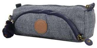 Trousse Kipling Duobox Craft Navy C gris 10EYV