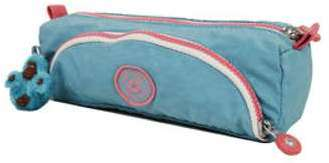 Trousse scolaire Kipling Cute Summer Pop Bl bleu
