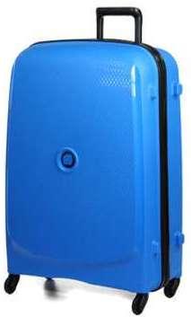 Valise rigide Delsey Belmont 70 cm Bleu métallique 95V5X9QBq