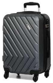 Valise cabine rigide Eastpak Tranzshell S - 54 cm Dot Grey gris T2hJMrxLH