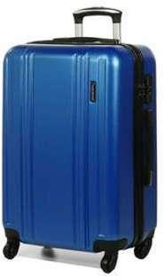 Valise rigide Madisson Budapest 65 cm Bleu ZjsIXq
