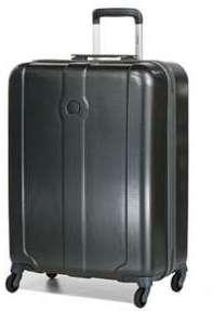 Valise cabine rigide Delsey Kea 55 cm Anthracite noir Ft0JW
