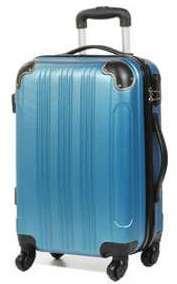 Valise rigide extensible Madisson Tallin 75 cm Light Blue bleu 814OpQs9vv
