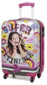 Valise cabine rigide Soy Luna Smile 55 cm Rose ImgjTf