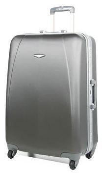 Valise rigide Airtex Jupiter 76 cm Gris Foncé AbaG9aj