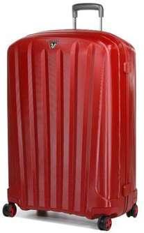 Valise cabine rigide Roncato Unica 55 cm Rubis / Noir rouge Dclk0U