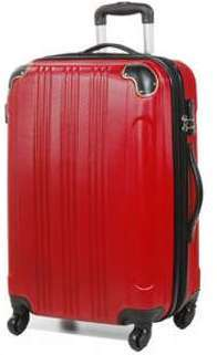 Valise rigide extensible Madisson Tallin 75 cm Blood Red rouge 6eY2cR