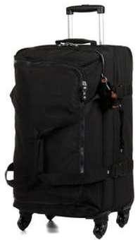 Valise souple Kipling Cyrah M - 69 cm True Black noir 9ARu4vfcw
