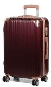 Valise cabine rigide Compagnie du Bagage Syracuse 56 cm Bordeaux rouge H6Wy1