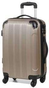 Valise cabine rigide Madisson Tallin 55 cm Noir ljm5Sy0Cy