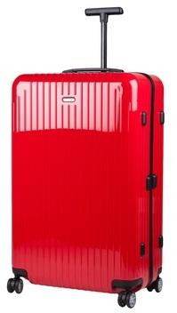 Rimowa Valise cabine rigide 4 roues - 55cm Salsa Air Rouge BY9UDJSjS4