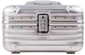 Rimowa Vanity Topas aluminium rigide 11L Gris T6mFO771p
