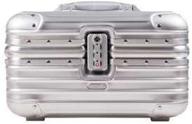 Rimowa Vanity Topas aluminium rigide 11L Gris giTTN5gG