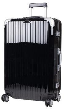 Rimowa Valise rigide 4 roues - 66cm Limbo Electronic TAG Noir rug7Ca