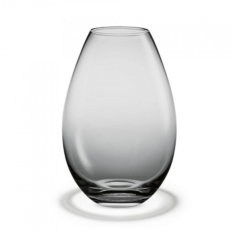 Holmegaard Cocoon Vase H20 5 Cm Rouge