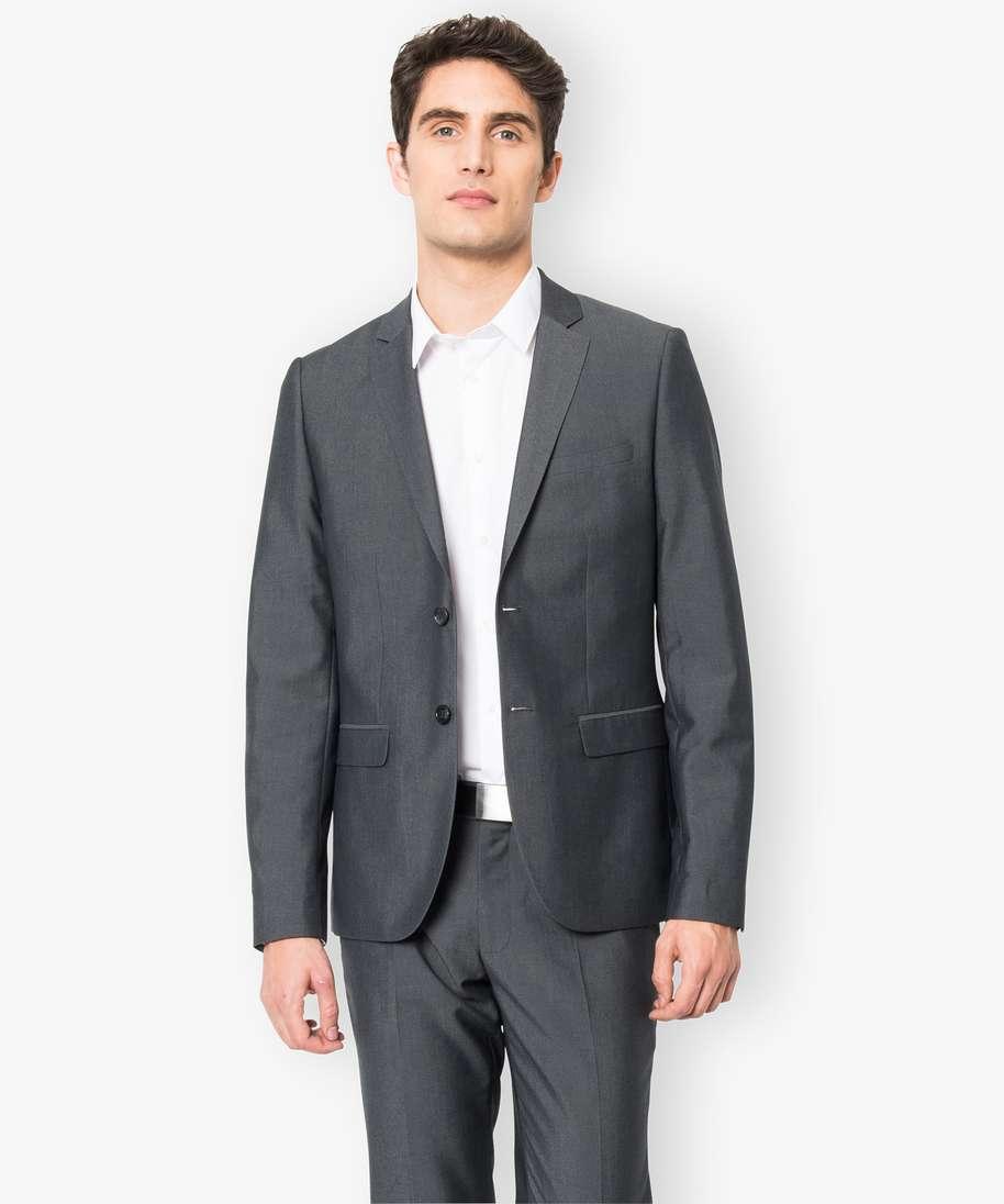 Catgorie vestes hommes page 2 du guide et comparateur d 39 achat - Costume gris fonce ...