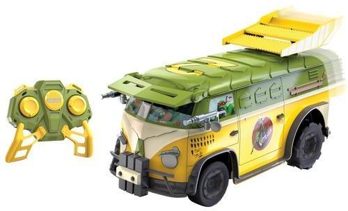 Cat gorie voitures t l command es du guide et comparateur - Voiture des tortues ninja ...