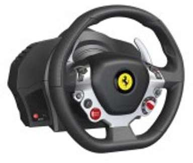 volant thrustmaster tx racing ferrari 458 italia edition. Black Bedroom Furniture Sets. Home Design Ideas